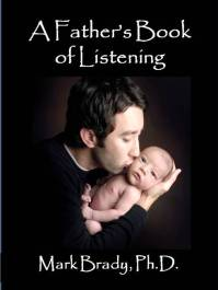 A Father's Book of Listening Front Cover 120108