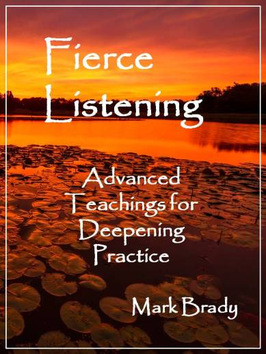 Fierce Listening Front Cover with White Frame 110114