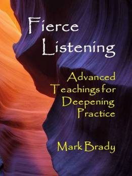 Fierce Listening Blue Canyon Front Cover Create Space 062615