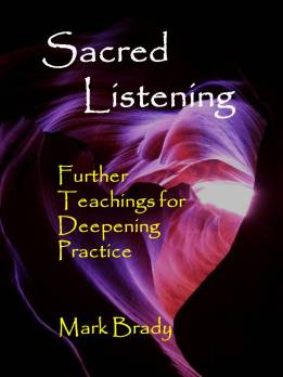 Sacred Listening Front Cover 110215